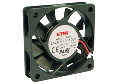 Ecofit - Etri 282DS2LP11000 24V DC Axial Fan